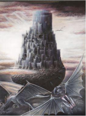 rysunki fantasy-grafika fantastyka